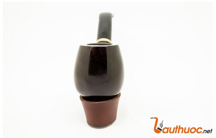 Tẩu thuốc gỗ mun  hút thuốc lào,thuốc sợi cao cấp DH-508