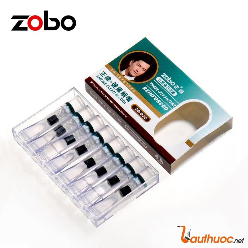 Đầu lọc thuốc lá dùng một lần dùng tốt cho 10-15 điếu ZOBO ZB-032DH